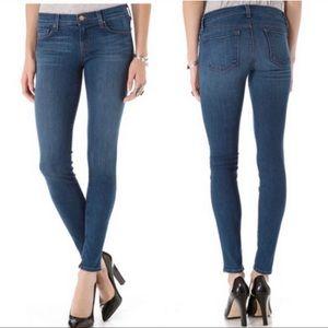 J. Brand 910 Medium Wash Skinny Jeans
